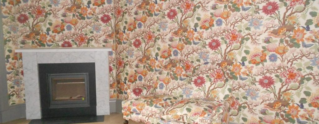 Fabric Walling in Scottish Castle