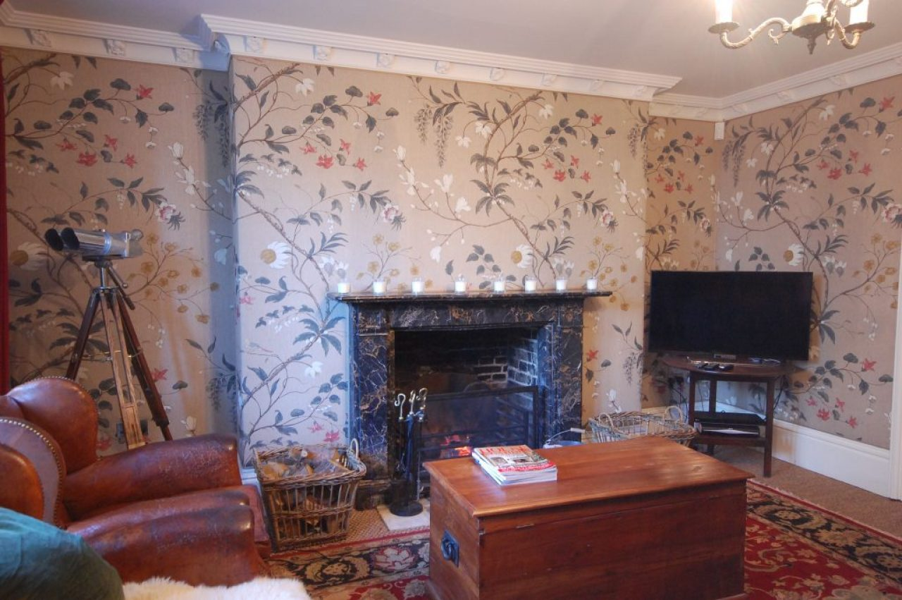 Cambridgeshire Period Property - fabric walling