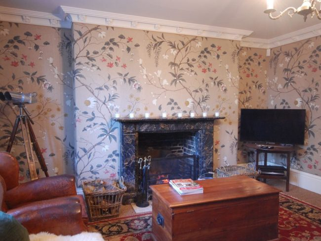 Cambridgeshire Period Property - fabric walling