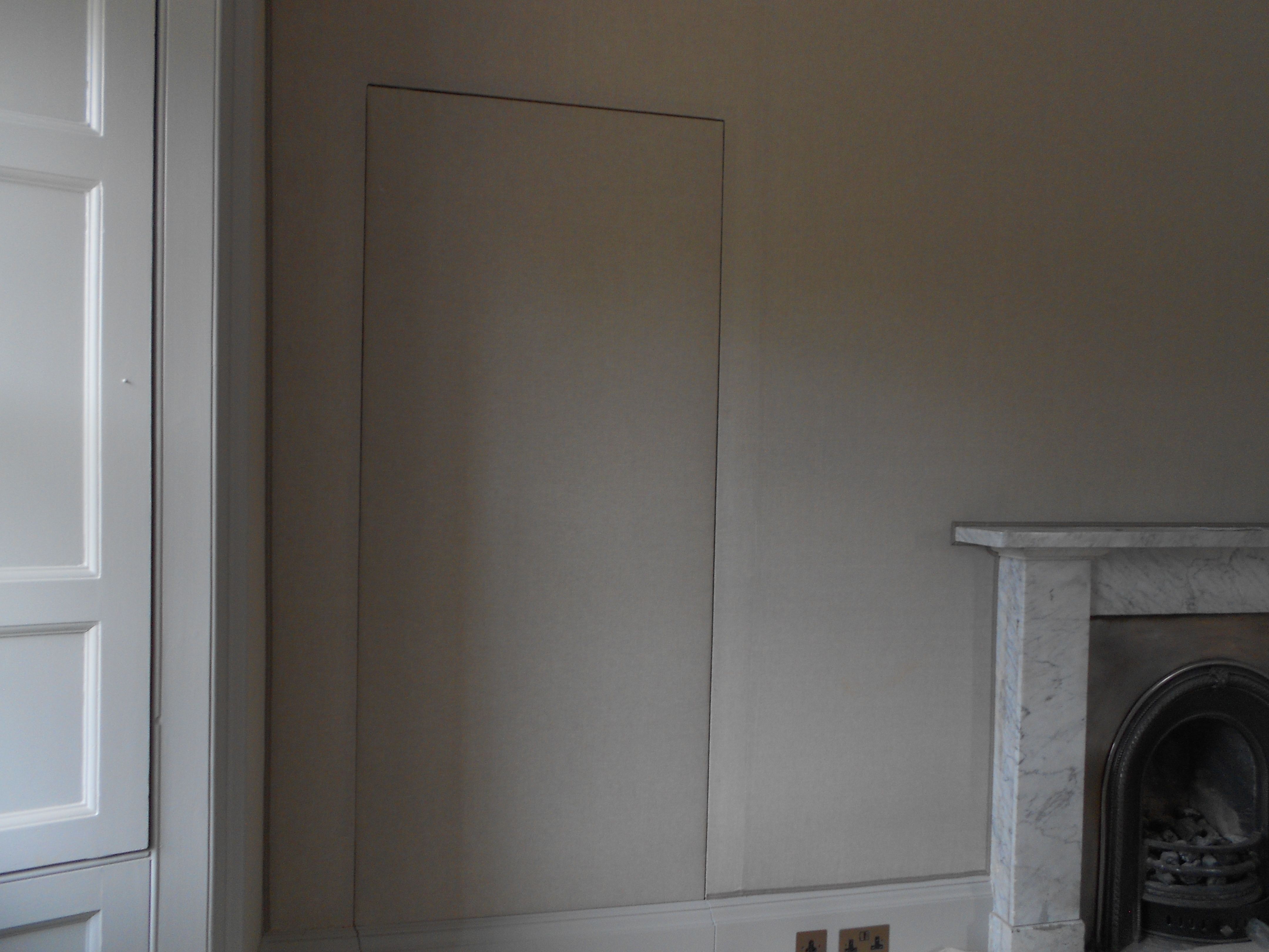Fabric Walling Scottish Castle Stately Home With. SaveEnlarge · Jib Doors ... & Jib Door - Sanfranciscolife